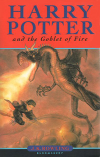 Read By Stephen Fry, HP BOOK 4