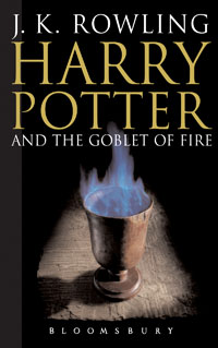 Listen HP And The Goblet Of Fire Audiobook by Jim Dale